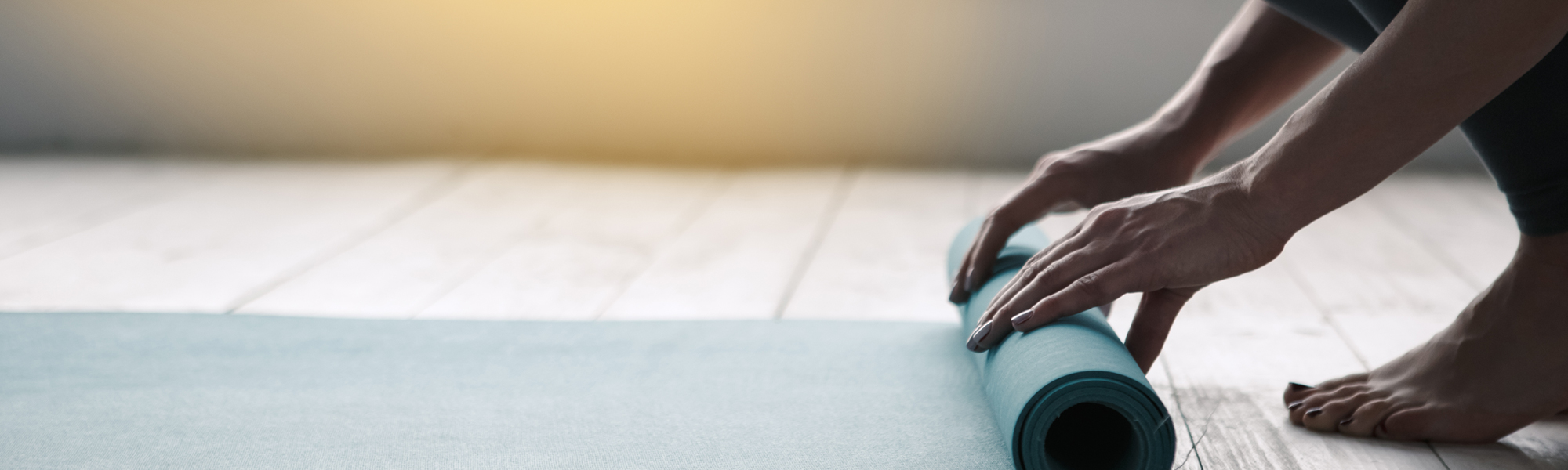 Building Your Yoga Practice at Home